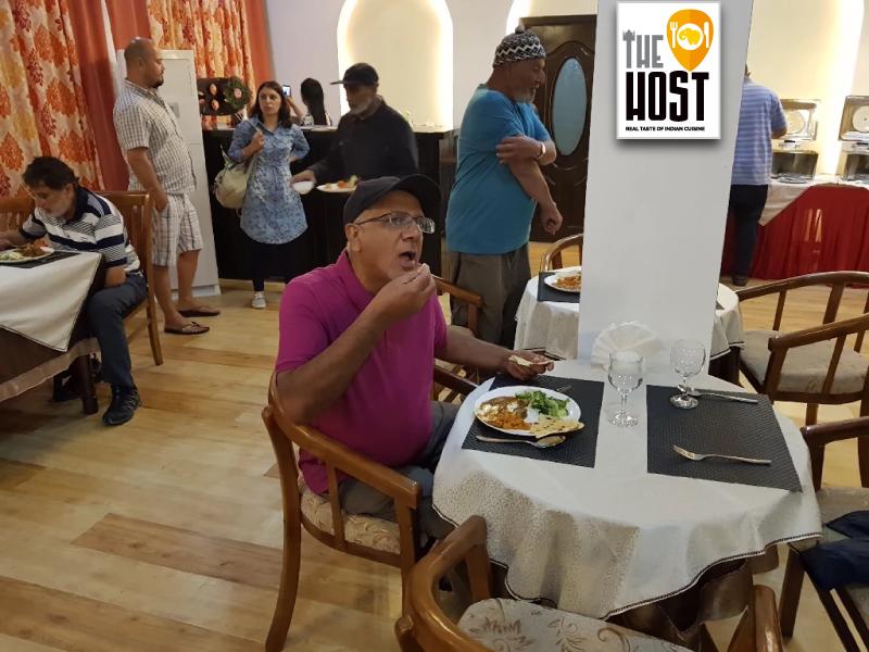 The Host Tashkent